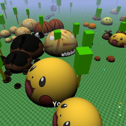 biome 3d a game